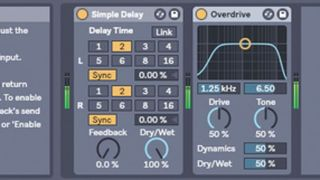 With its fluid, flexible audio signal routing scheme, Live makes for a powerful feedback circuit. Let's take a look…
