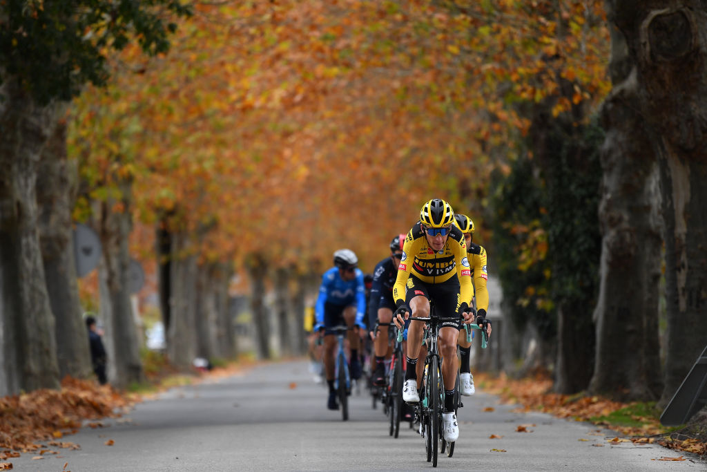 The leaves are falling on the 2020 Vuelta