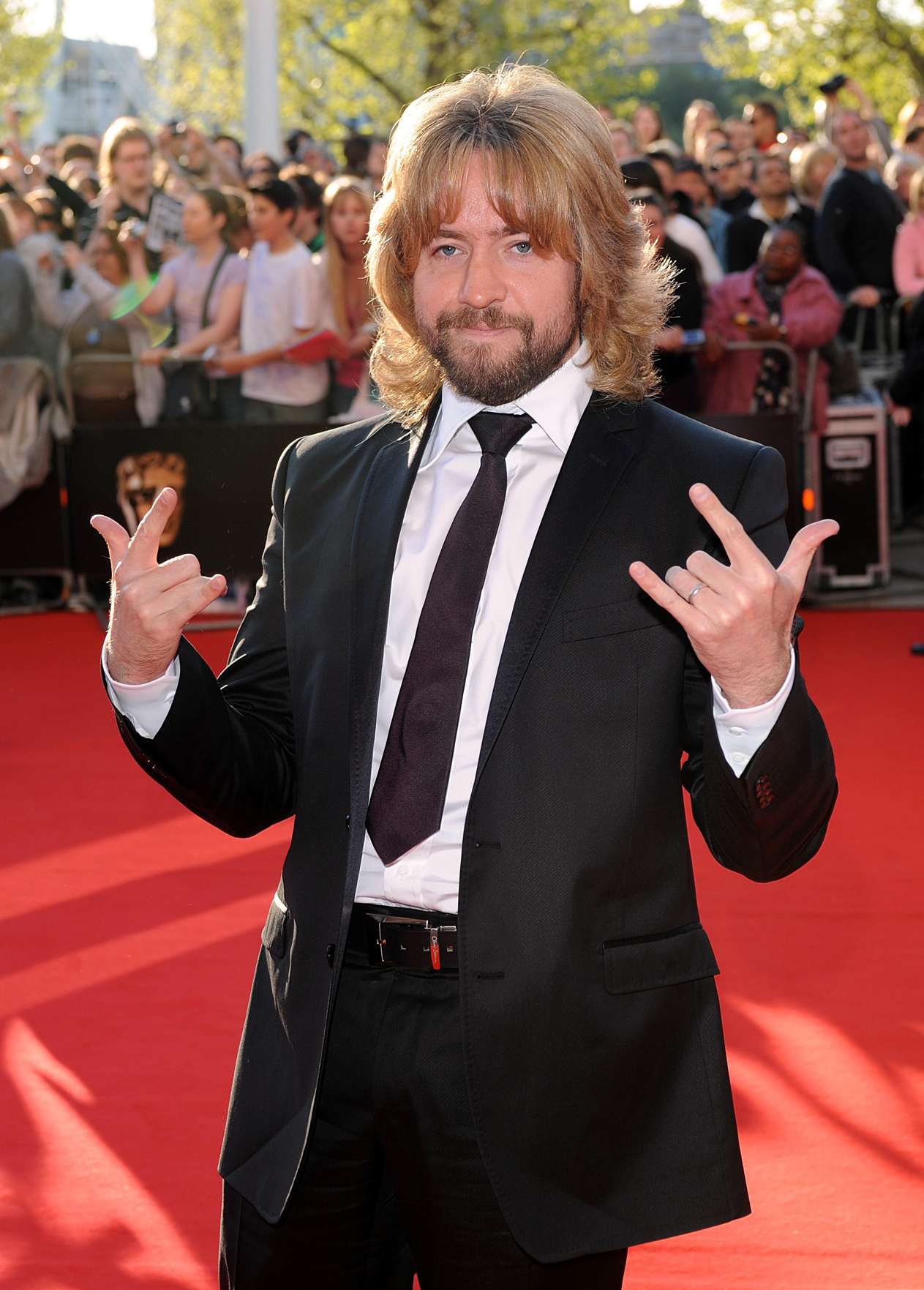 Justin Lee Collins inks deal with Five