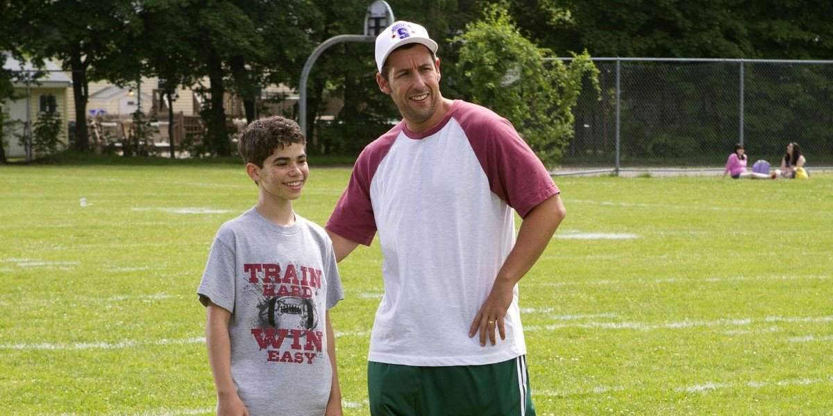 Adam Sandler Posts Heartwarming Tribute To Late Grown Ups Co Star Cameron Boyce On His 21st Birthday Cinemablend