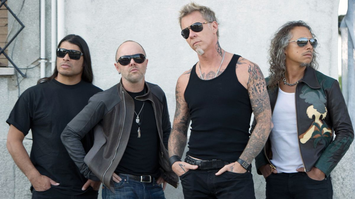 James Hetfield: Metallica is my side project