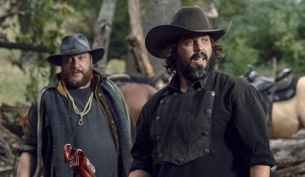 the highwaymen before dying the walking dead
