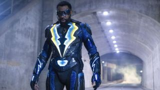 Cress Williams as Black Lightning.