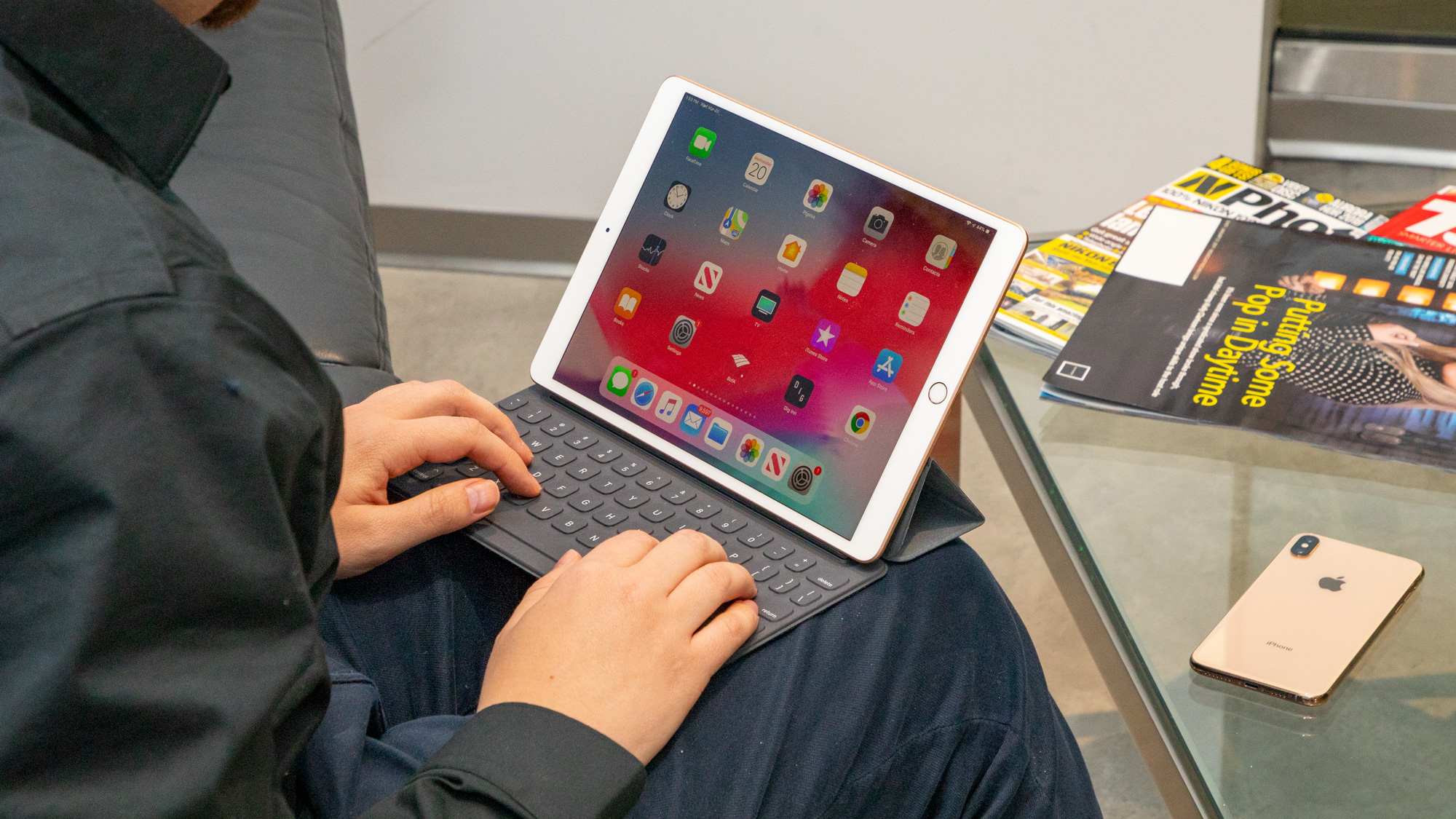 New iPad Air 2020 could take two of the iPad Pro's best features