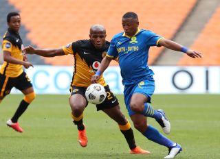 Andile Jali challenged by Lebogang Manyama
