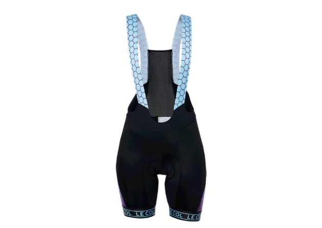 7e2be269a Le Col women s HC sky blue hex bib shorts review - Cycling Weekly