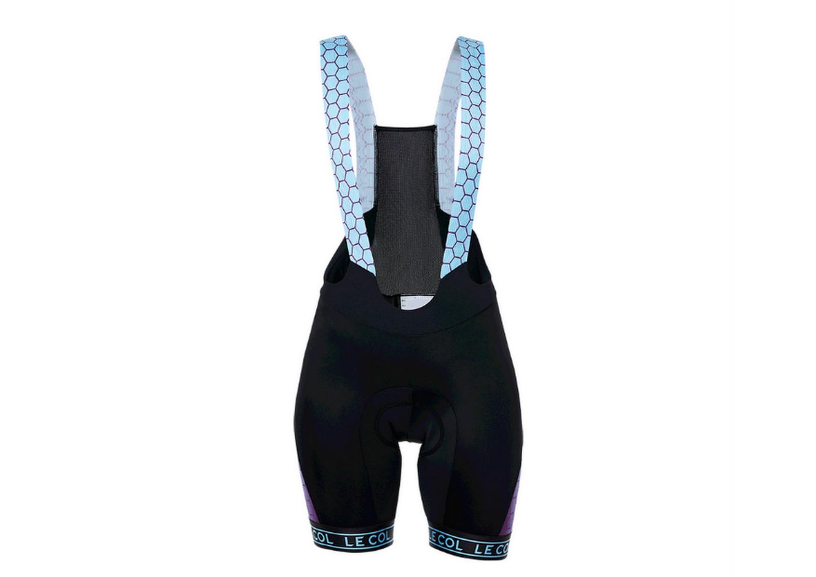 Le Col women s HC sky blue hex bib shorts review - Cycling Weekly 9d5e92bfa