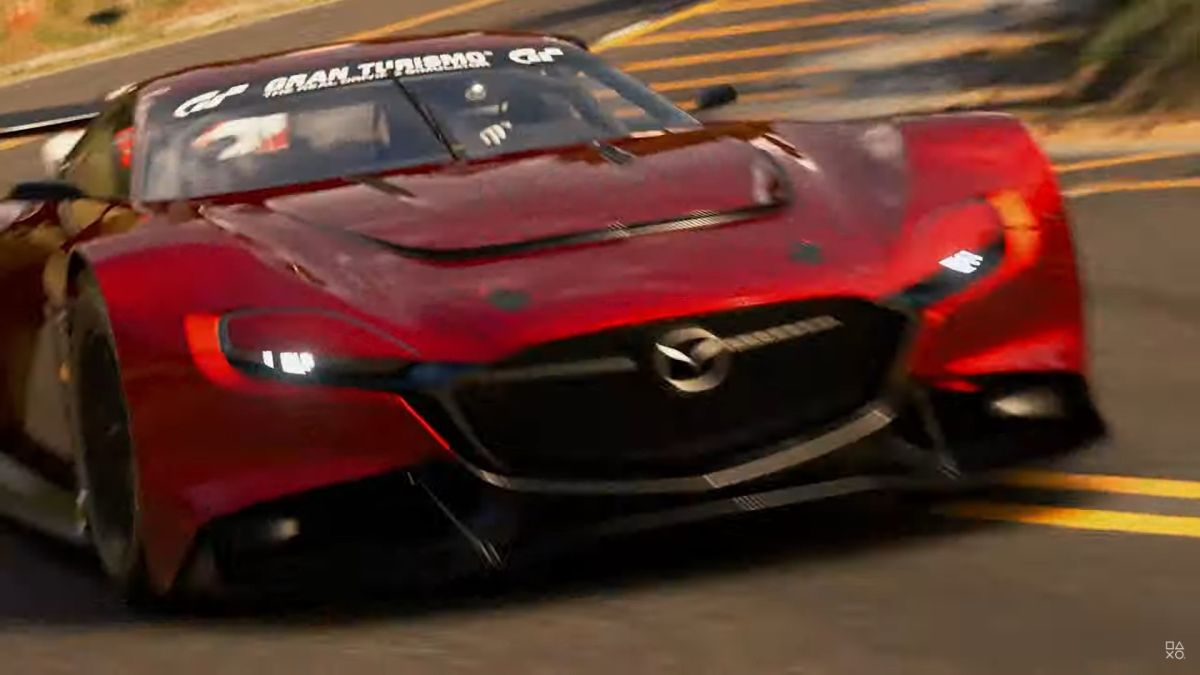 Gran Turismo 7 will let PS5 and PS4 players to race against each other