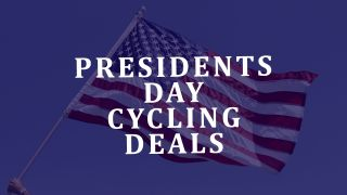 Presidents Day cycling