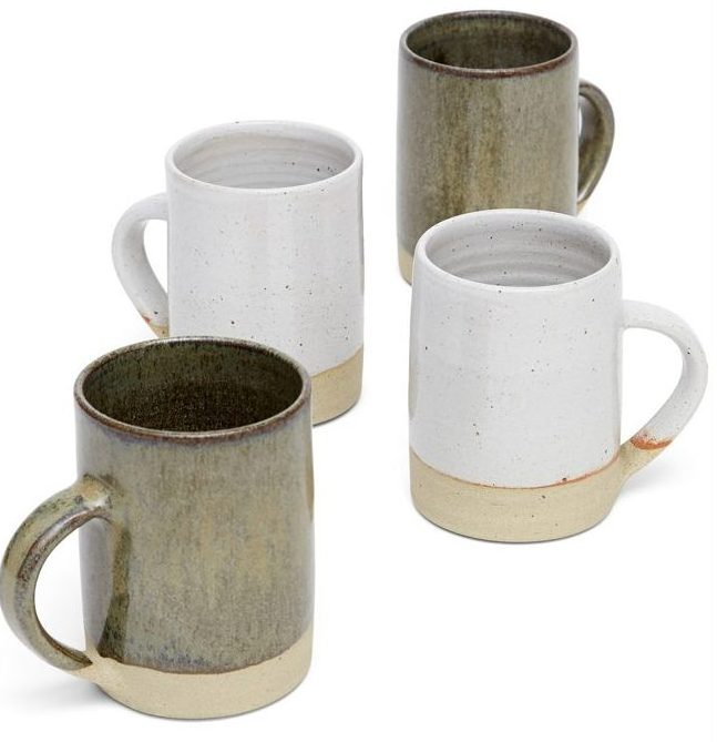 HAND-TURNED CERAMIC TABLEWARE FROM OGGETTO