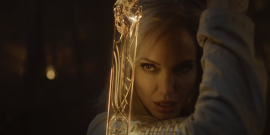 Angelina Jolie Tells Us What Chloe Zhao Will Bring To Eternals And Marvel