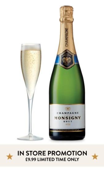 Aldi Champagne