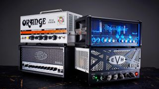 Review round-up: multi-channel lunchbox amp heads | MusicRadar