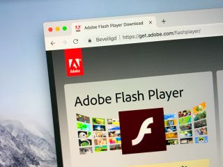 Image of Adobe Flash Player application