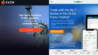 What is the best platform for trading forex and crypto
