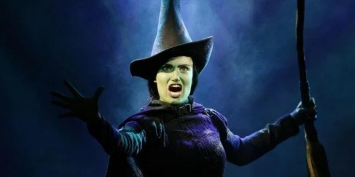 Idina Menzel in Wicked