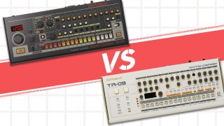 Roland TR-08 vs TR-09: Tr-08 and TR-09 grouped