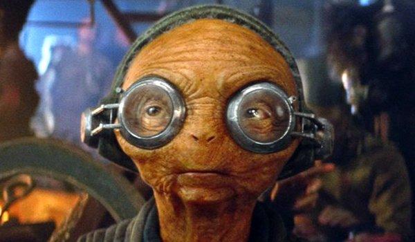 Maz Kanata the force awakens