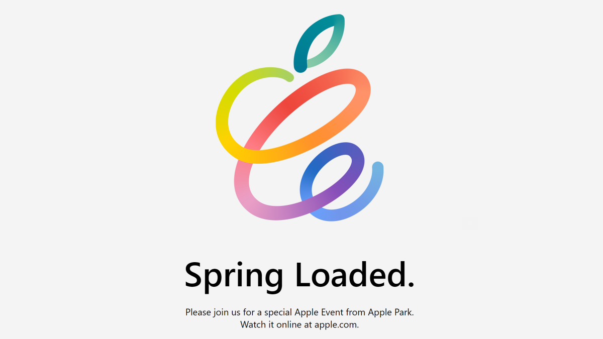 Apple's April 20 event is official – here's what to expect, including iPad Pro
