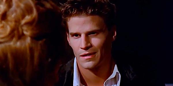 Buffy the Vampire Slayer Angel David Boreanaz UPN