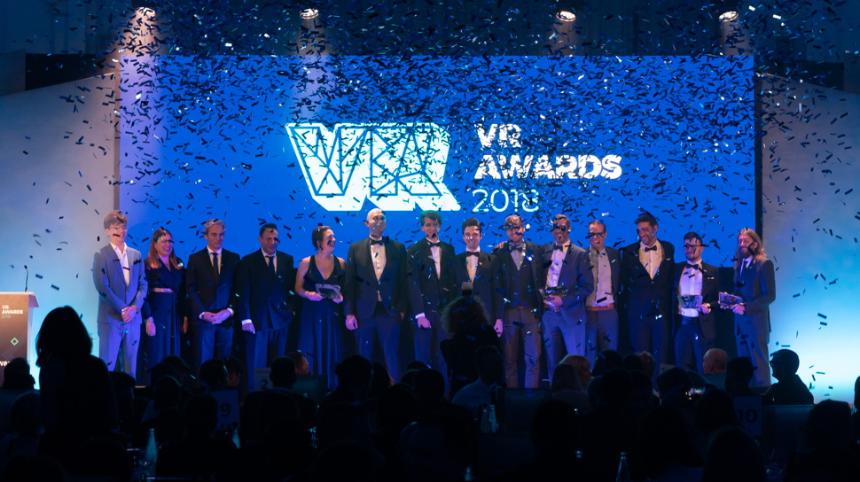 Winners of VR Awards 2018 announced