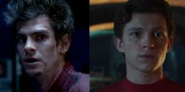 One Reason Andrew Garfield Is 'Genuinely Happy' Tom Holland Landed The Spider-Man Role