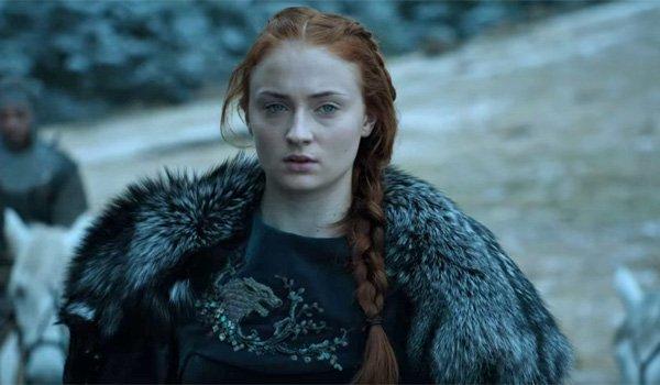 Sansa Game Of Thrones HBO