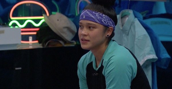 Big Brother Kaycee HoH