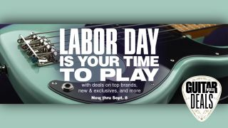 Save big in the Guitar Center Labor Day sale with mammoth discounts on guitars from Fender, PRS, Epiphone, Schecter, EVH and many more