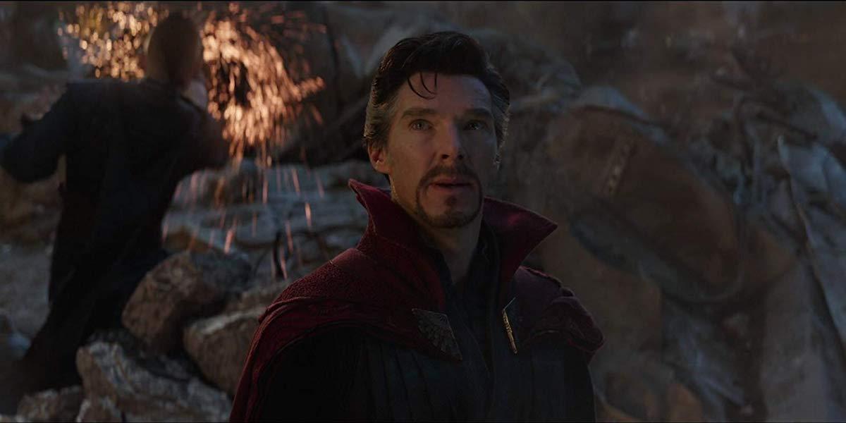 Doctor Strange in Avengers: Endgame, final battle