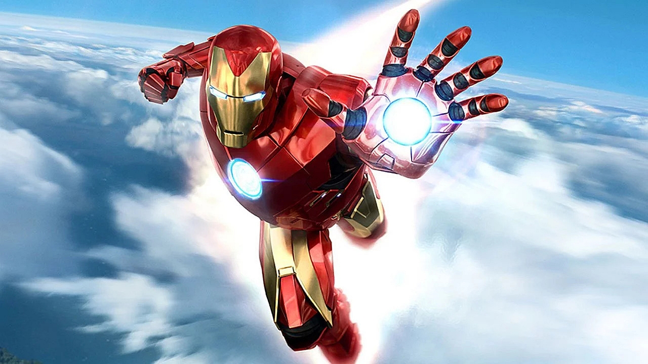 Iron Man VR is coming to PS4 this summer | GamesRadar+