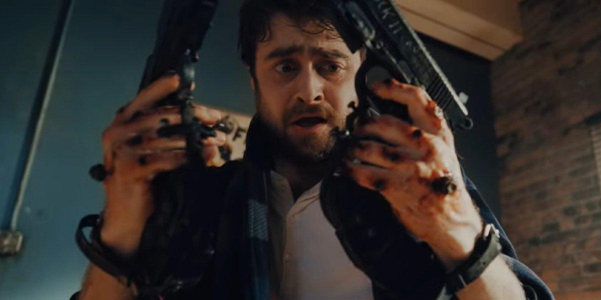 Daniel Radcliffe - Guns Akimbo