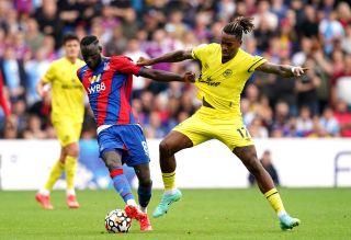 Crystal Palace v Brentford – Premier League – Selhurst Park