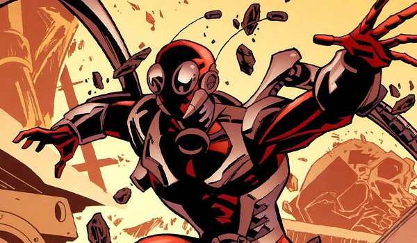Marvel Comics Eric O'Grady Ant-Man