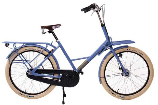 Work Cycles Blue