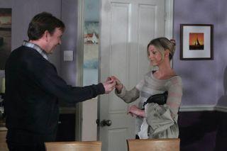 EastEnders' Nicola on Mandy's big exit