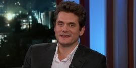 Wait, Is John Mayer About To Compete With Stephen Colbert And Jimmy Fallon On Late Night TV?