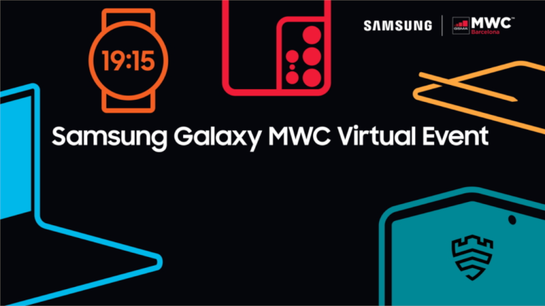 Samsung MWC 2021 virtual Galaxy Session event