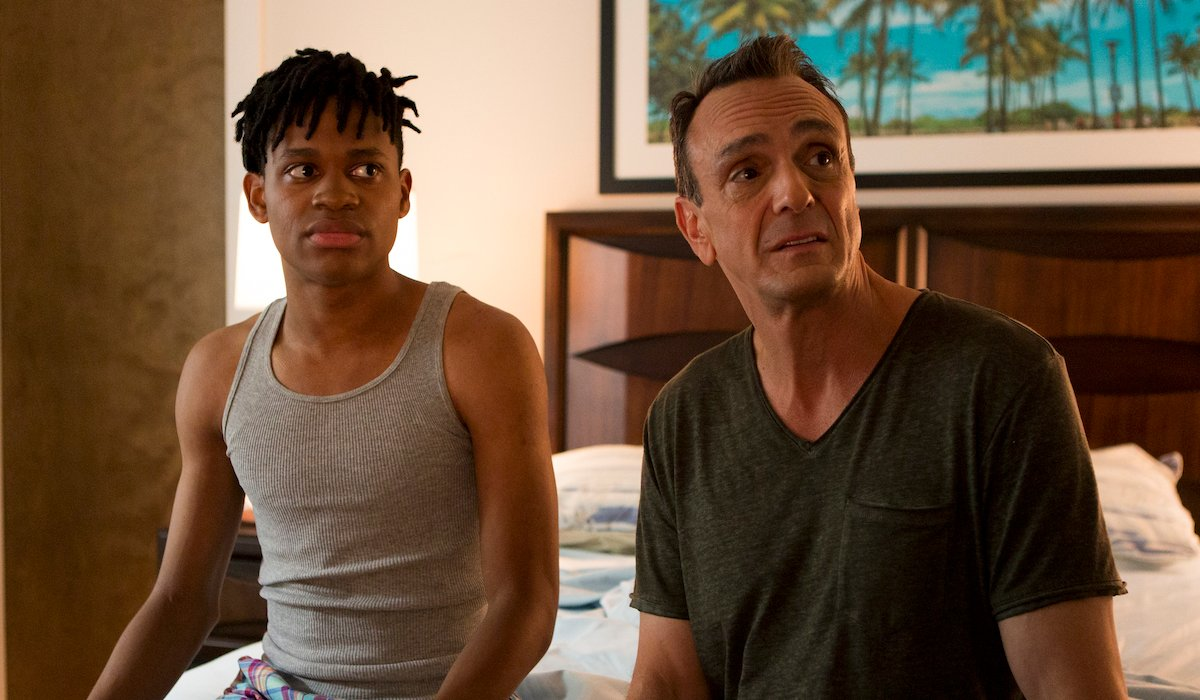 brockmire season 3 jim and charles in hotel room