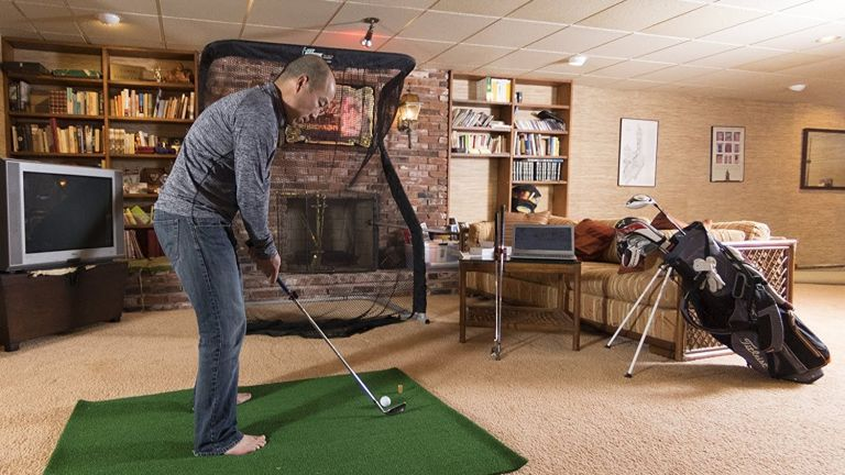 Best home golf simulator 2018: bring the course to you