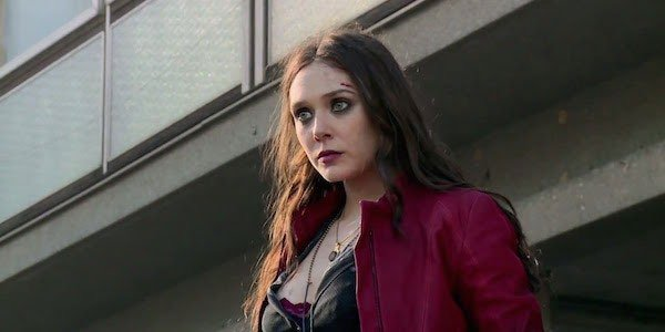 Scarlet Witch in Age of Ultron