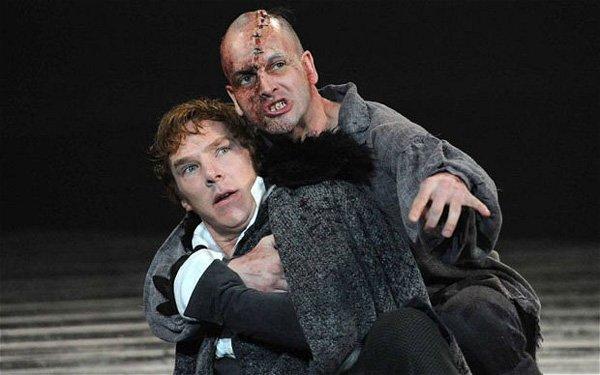 Benedict Cumberbatch Frankenstein