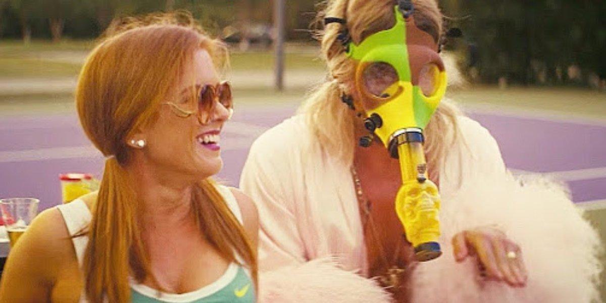 Isla Fisher and Matthew McConaughey in The Beach Bum