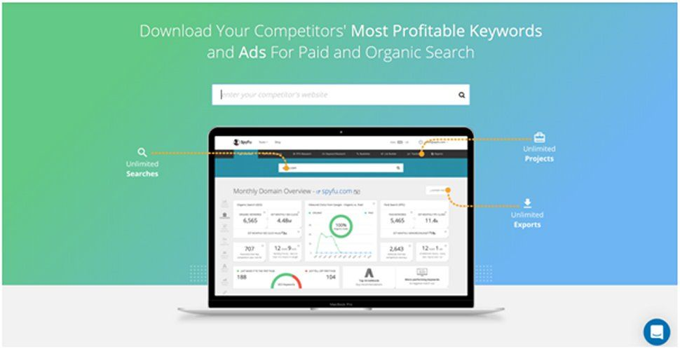 SpyFu SEO tools review | TechRadar