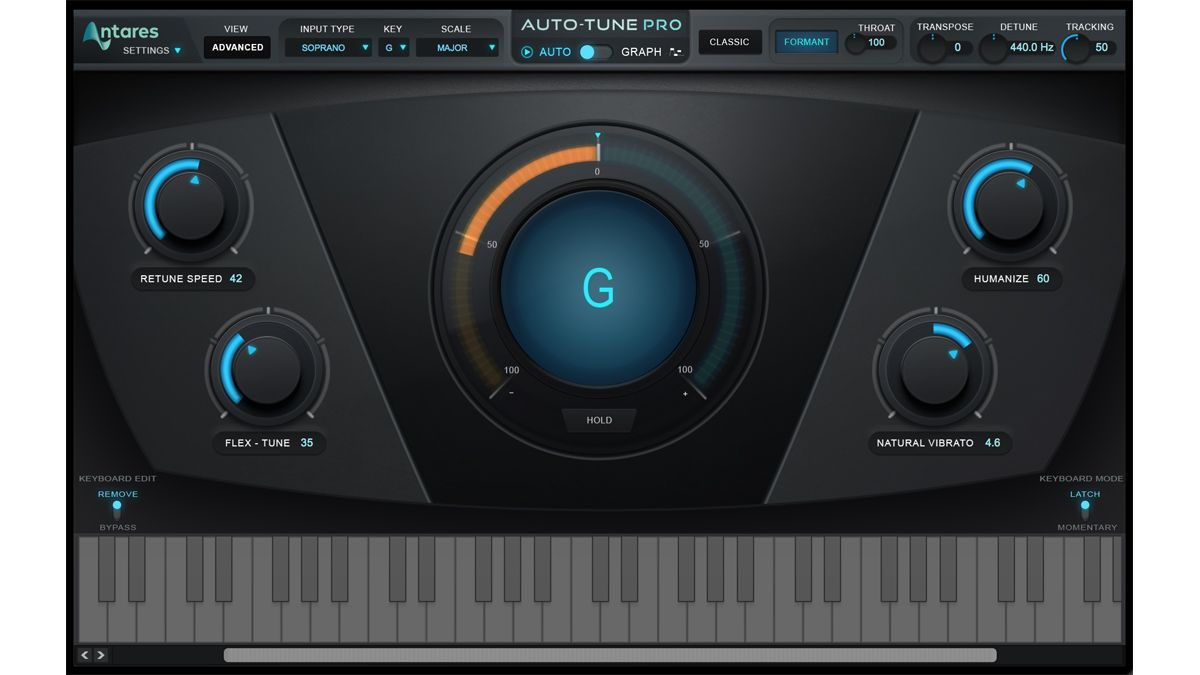 antares releases auto tune pro a revamped version of the classic pitch correction plugin. Black Bedroom Furniture Sets. Home Design Ideas
