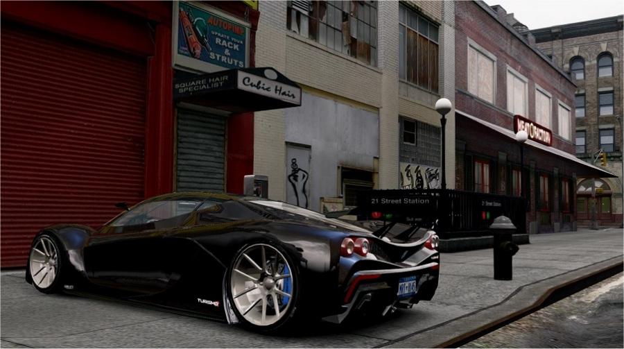 gta4 graphics mod