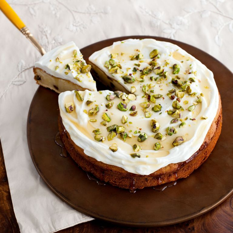 Lemony Yogurt Drizzle Cake recipe-cake recipes-recipe ideas-new recipes-woman and home
