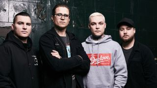 A press image of The Amity Affliction