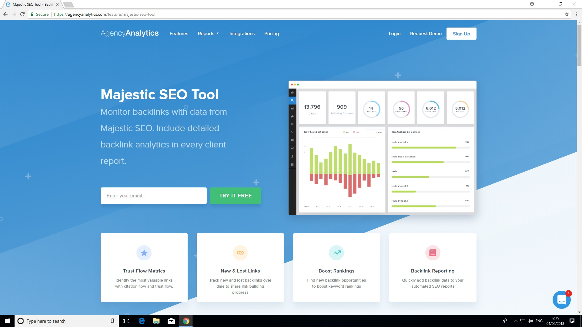 Majestic SEO Tools