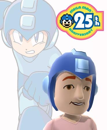 Mega Man Xbox Live Avatar Gear Now On Sale #24976